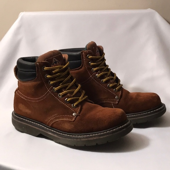 c339eaf8b7d Brown Safety Work Boots by Workload
